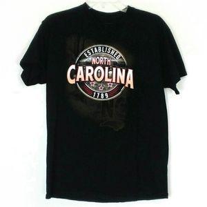 Classic Teaze North Carolina T-Shirt Size Medium